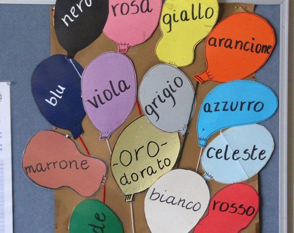 Languages at Chidlow